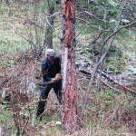 BigFoot Investigation: near Golden, Colorado 05/14/2011