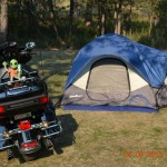 "Camping at the beautiful ""Rush-No-More"" Campground, four miles from Sturgis, exit 37 off of Interstate 90."