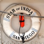 Star of India, San Diego; A Ghost Ship?
