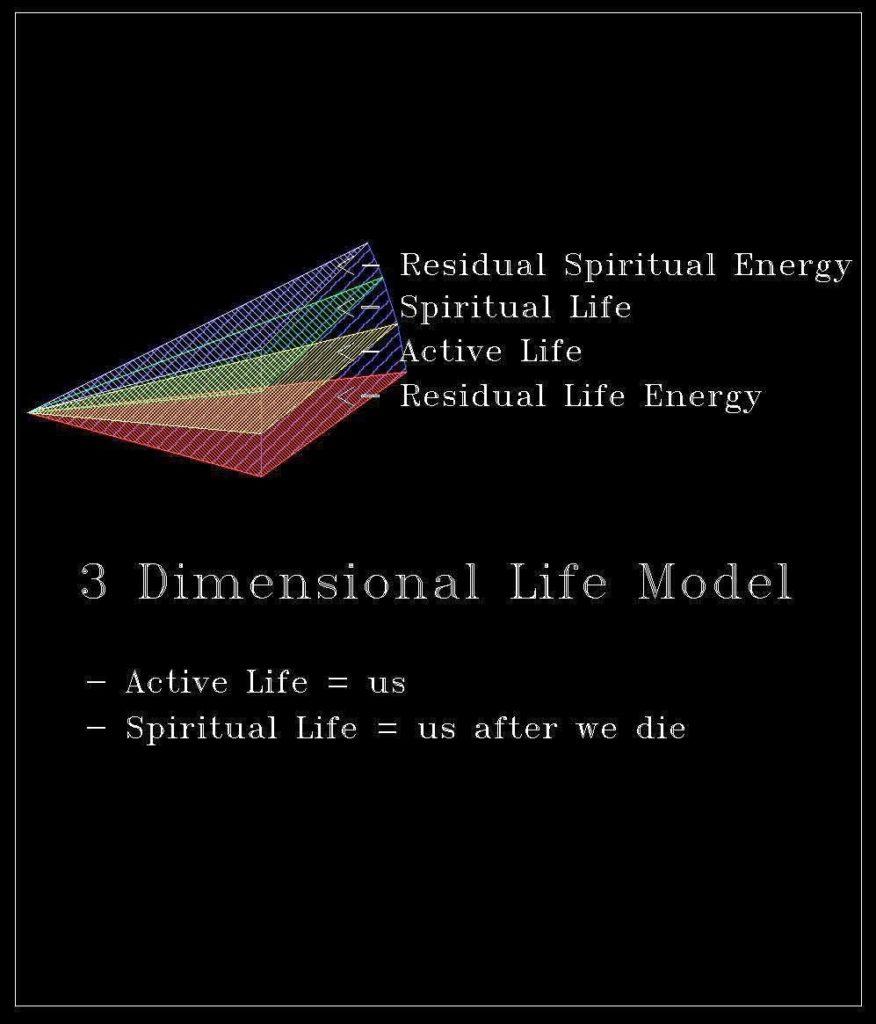 3 Dimensional Life Model