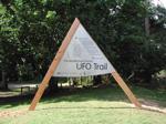 Rendlesham Forest marker